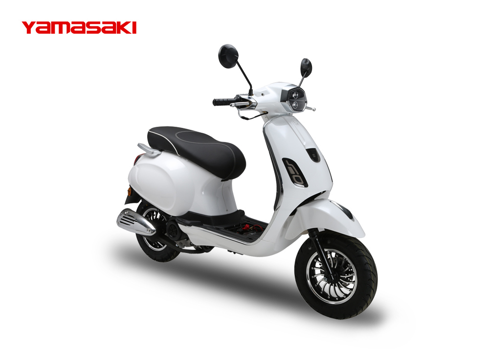 New Gasoline Scooter  50CC with Euro 5